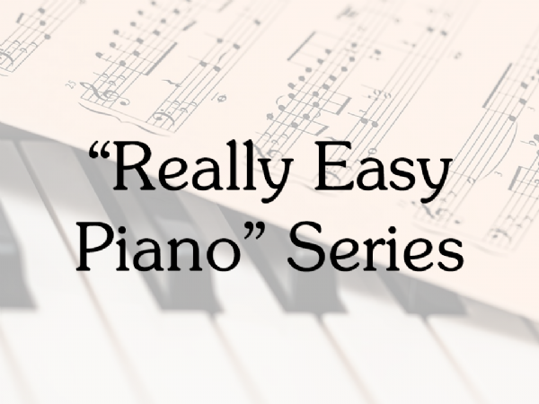 Really Easy Piano Series